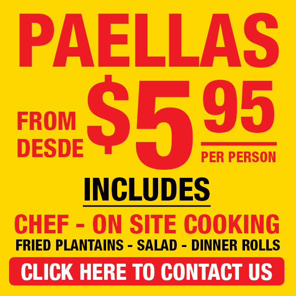 PAELLA KING